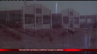 News video: Made In America: The Electric Materials Company