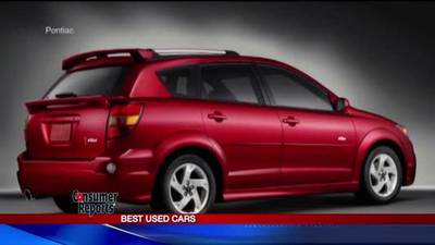 best used cars under $10k: consumer reports one news